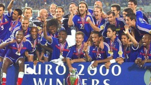 France Euro 2000